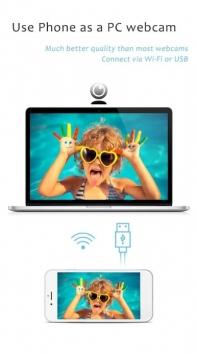 Взлом iVCam Веб-камера (Мод полная версия)