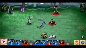Heroes & Magic взломанная (Mod на деньги)
