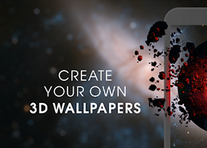 3D Wallpaper Parallax – 4D Backgrounds (полная версия / Мод Pro)