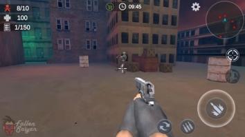 Zombie 3D Gun Shooter- Real Survival Warfare взломанный (Мод много денег)