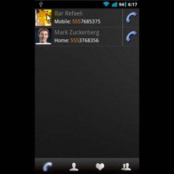 RocketDial Dialer&Contacts Pro взлом (Мод полная версия)