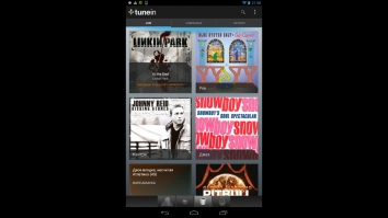 TuneIn Radio Pro (Мод все открыто / полная версия)