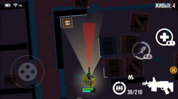 Bullet Echo взломанный (Мод много денег и алмазов)