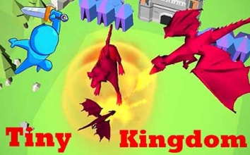 Tiny Kingdom взломанный (Мод много денег)