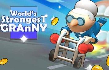 Strong Granny - Win Robux for Roblox platform взломанный (Мод много денег)