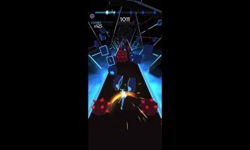 Beat Blade: Dash Dance взломанный (Мод все песни)