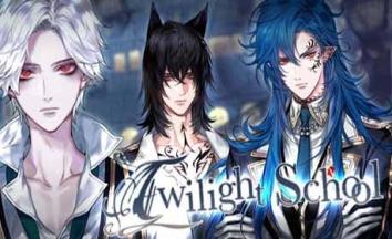 Twilight School: Anime Otome Virtual Boyfriend взломанный (Мод много рубинов)