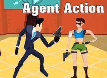 Agent Action взломанный (Мод много денег)