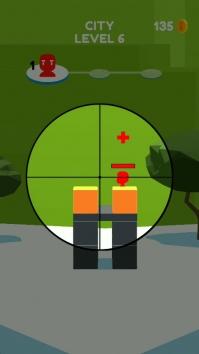 Super Sniper! взломанный (Мод много денег)