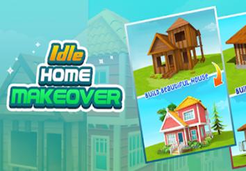 Idle Home Makeover взломанный (Mod: много алмазов)