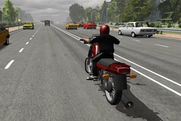 Русский мото гонщик 3D взломанный (Мод много денег)