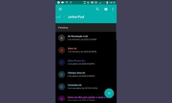 JotterPad - сценарии, повести и романы (Мод Pro / полная версия)