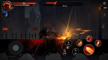 Shadow Knight взломанный (Мод на энергию)
