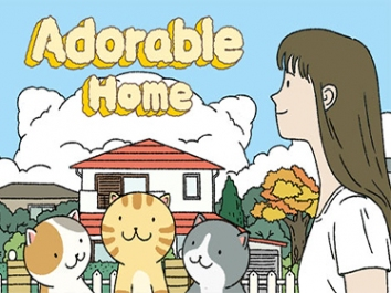 Adorable Home взломанный (Mod: много сердец)