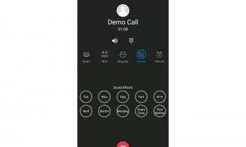 Взломанный Funcalls - Voice Changer & Call Recording (Мод полная версия)