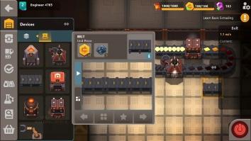 Sandship: Crafting Factory взломанный (Мод много денег)