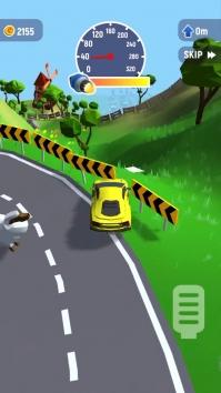 Взломанный Crash Delivery! (Мод много денег)