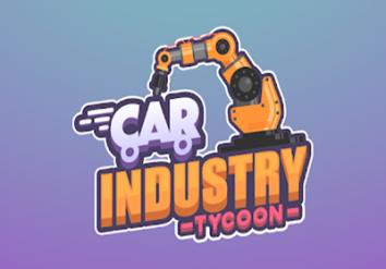 Car Industry Tycoon - Idle Car Factory Simulator взломанный (Mod: много денег)