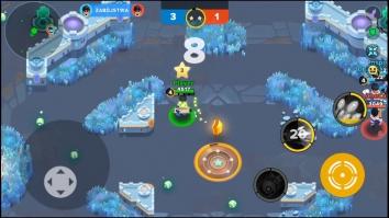 Heroes Strike Offline - MOBA & Battle Royale взломанный (Мод много денег)