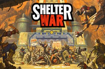 Shelter War: Last City after fallout apocalypse взломанный (Мод много денег)