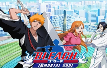 Bleach: Immortal Soul взломанный (Мод много денег)