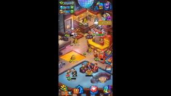 Party Clicker — Idle Nightclub Game взломанный (Мод много денег)