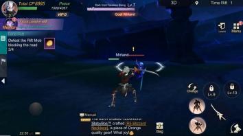 Eternal Sword M взломанный (Мод много денег)