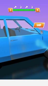 Car Restoration 3D взломанный (Мод много денег)