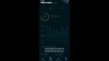 Sleep Cycle alarm clock взломанный (Мод Premium)