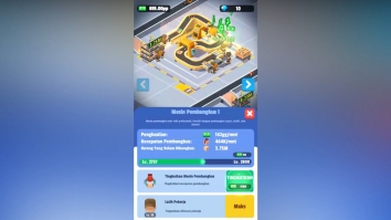 Idle Courier Tycoon - 3D Business Manager взломанный (Мод много денег)