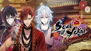 Soul of Yokai: Otome Romance Game взломанный (Мод много алмазов)