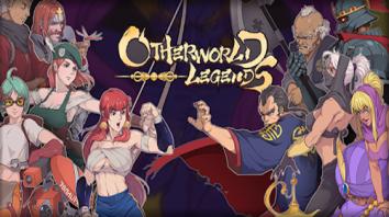 Otherworld Legends взломанный (Мод открыты персонажи)