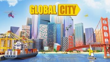 Global City взломанная (Мод много денег)