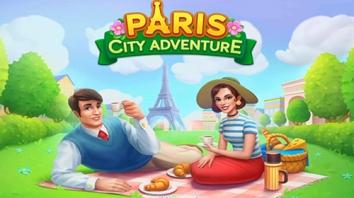 Взломанный Paris: City Adventure (Мод много денег)