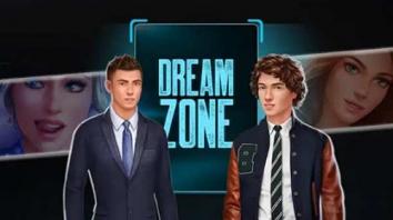 Dream Zone: Dating sim & Интерактивные истории взломанный (Мод много алмазов)