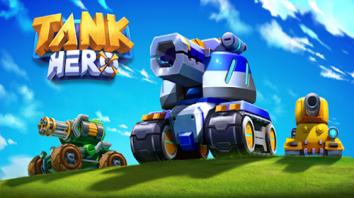 Взломанный Tank Hero - Бой начинается (Мод много денег)