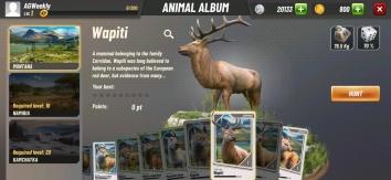 Взломанный Hunting Clash: Охота на животных. (Мод много денег)