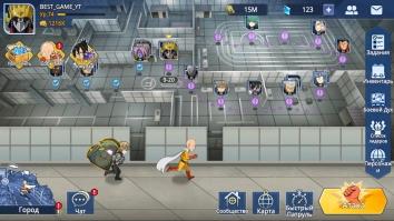 One-Punch Man: Road to Hero взломанный