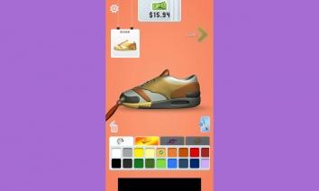 Взломанная Sneaker Art! (Мод много денег/без рекламы)
