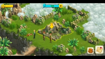 Atlantis Adventures взломанный (Мод много энергии)