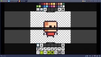 Pixel Studio - редактор пиксель-арта, GIF анимации взломанный (Мод pro)