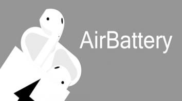 AirBattery взломанный (Мод pro)