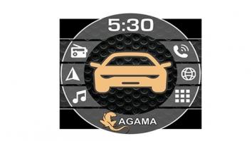 AGAMA Car Launcher (Мод pro / полная версия)