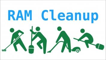 RAM Cleanup (Очистка памяти) взломанный (Мод pro)
