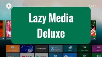 LazyMedia Deluxe Pro взломанный (Мод на активацию)