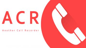 ACR запись звонков взломанный (Мод pro)
