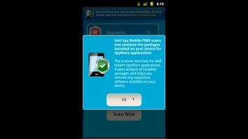 Anti Spy Mobile Free (Мод pro/разблокировано)