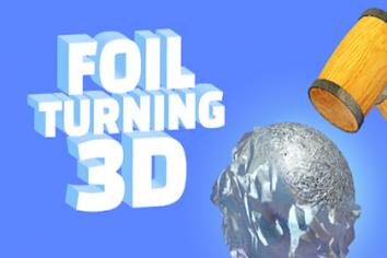 Взломанный Foil Turning 3D (Мод много денег)