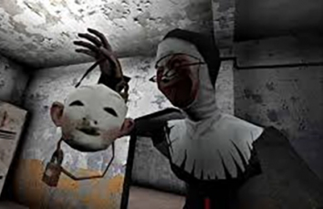 Взломанный Evil Nun: Ужас в школе (Мод меню outwitt)