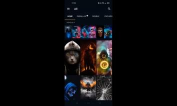 WallCraft Обои Full HD, 4K взломанный (Мод pro)